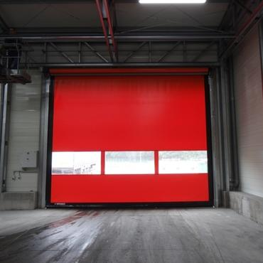dynaco large warehouse high speed door