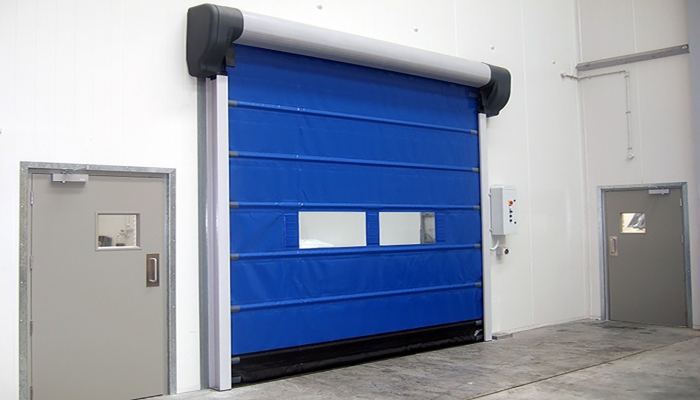 New Composite Line of High Performance Doors